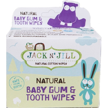Jack N Jill Baby Gum & Tooth Wipes