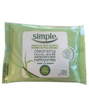 Simple Kind To Skin Cleansing Facial Wipes Sample