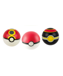Throw 'n' Catch Pokeballs 3-Pack