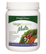 Progressive VegeGreens Multivitamin Adult Formula