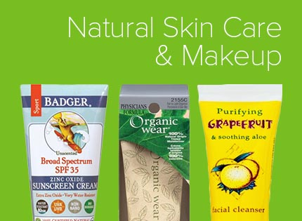 Natural Makeup & Skincare