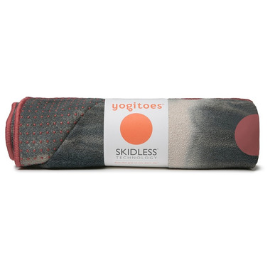 Manduka yogitoes Skidless Towels HandDyed Mystique Binda