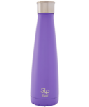 S'ip x S'well Water Bottle Purple Rock Candy