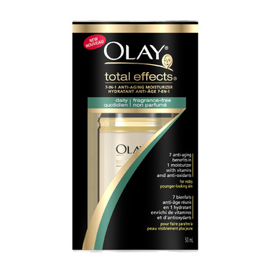 Olay Total Effects 7-in-1 Anti-Aging Daily Moisturizer