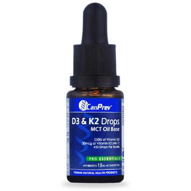 CanPrev D3 & K2 Drops