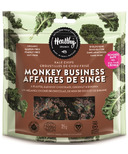 Healthy Crunch Kale Chips Monkey Business