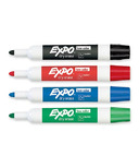 Expo Bullet Tip Dry-Erase Markers