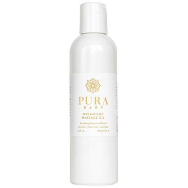 Pura Baby Dreamtime Massage Oil