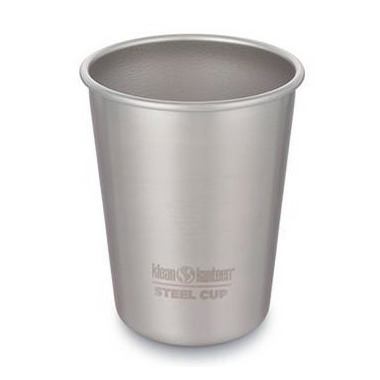 Klean Kanteen Steel Cup Brushed Stainless