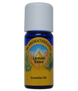 The Aromatherapist Organic Lemon Essential Oil