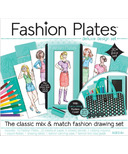 Fashion Plates Deluxe Kit
