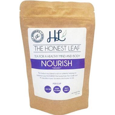 The Honest Leaf NOURISH Loose Leaf Tea