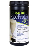 Prairie Naturals Organic Sprouted RiceProtein French Vanilla