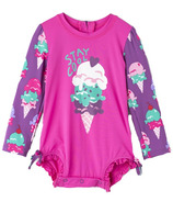 Hatley Baby Rashguard Swimsuit Ice Cream Treats