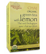 Uncle Lee's Imperial Organic Chai Green Tea With Lemon