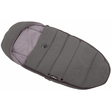BabyZen Footmuff Grey