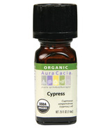 Aura Cacia Cypress Organic Essential Oil