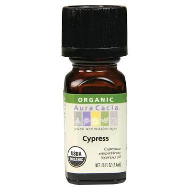 Aura Cacia Cypress Organic Essential Oil
