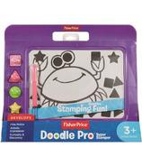 Fisher Price Doodle Pro Super Stamper Purple