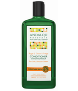 ANDALOU naturals Moisture Rich Conditioner Argan & Sweet Orange