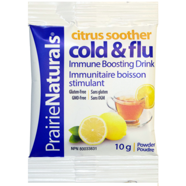 Prairie Naturals Citrus Soother Cold & Flu