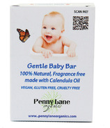 Penny Lane Organics 100% Natural Baby Soap