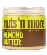 Nuts n More Almond Butter High Protein Spread