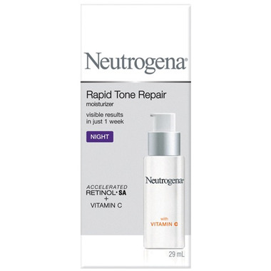 Neutrogena Rapid Tone Repair Moisturizer for Night