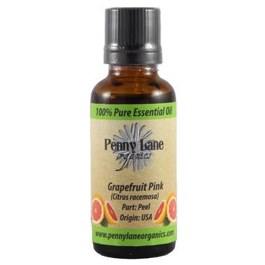 Penny Lane Organics Grapefruit Essential Oil