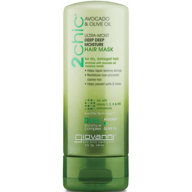 Giovanni 2chic Avocado & Olive Oil Ultra-Moist Hair Mask