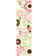 WallPops Butterfly Garden Growth Chart