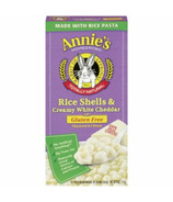 Annie's Homegrown Gluten-Free Rice Pasta & White Cheddar