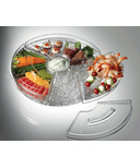 Prodyne Appetizers On Ice with Lids