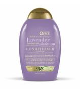 OGX Hydrate & Colour Reviving + Lavender Luminescent Platinum Conditioner