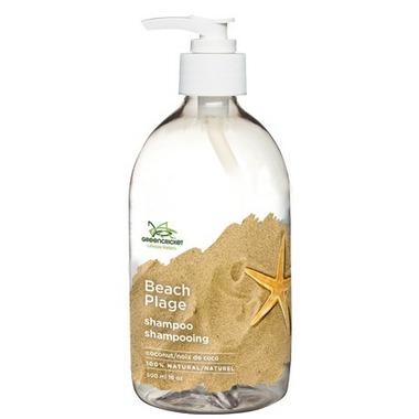 Green Cricket 100% Natural Shampoo
