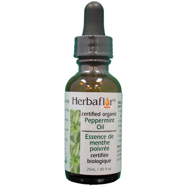 Herbaflor Organic Peppermint Oil