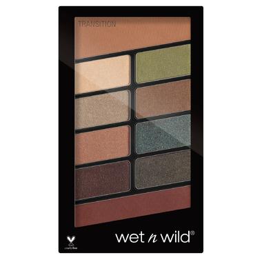 Wet n Wild Color Icon 10 Pan Eyeshadow Palette Comfort Zone