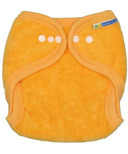 Motherease One Size Cloth Diaper Orange