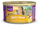 Halo Spot's Stew For Cats Wholesome Turkey Recipe