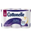 Cottonelle Ultra Comfort Care Toilet Paper