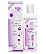 Herbal Glo Psoriasis & Itchy Scalp Shampoo
