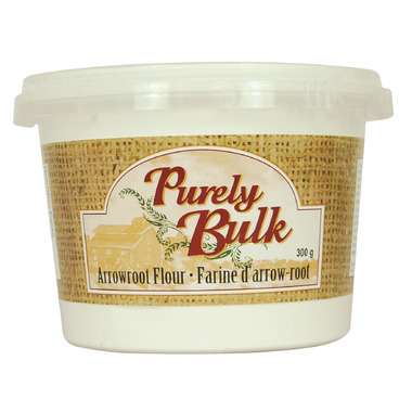 Buy Purely Bulk Arrowroot Flour at Well.ca | Free Shipping