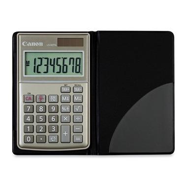 Canon Green Eco-Sense Calculator