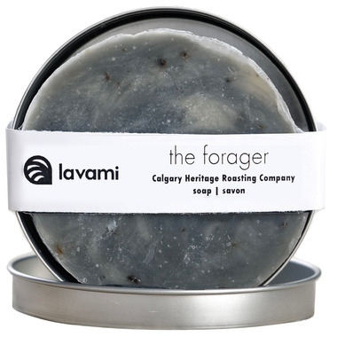 Lavami Forager Soap With Tin
