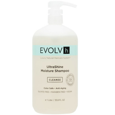 EVOLVh UltraShine Moisture Shampoo