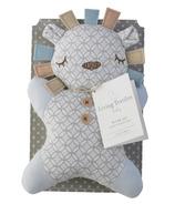 Living Textiles 2D Plush Lion Toy With Rattle