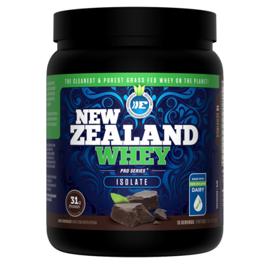 Ergogenics New Zealand Whey Pro-Series ISOLATE Chocolate