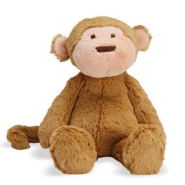 Lovelies Mocha Monkey Medium