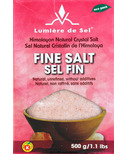 Lumiere de Sel Himalayan Fine Natural Crystal Salt