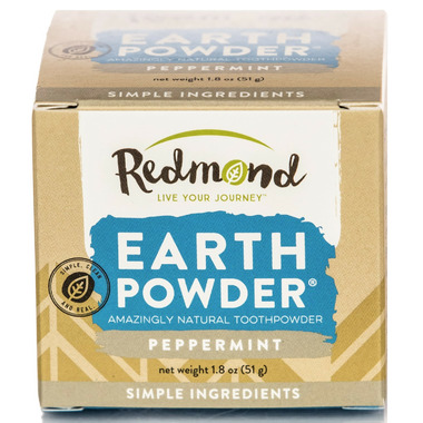 Redmond Earthpowder Peppermint